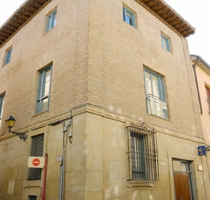 El Albergue de Peregrinos de Logroño recibe al año más de 13.600 personas y el Fielato, más de 17.000 consultas
