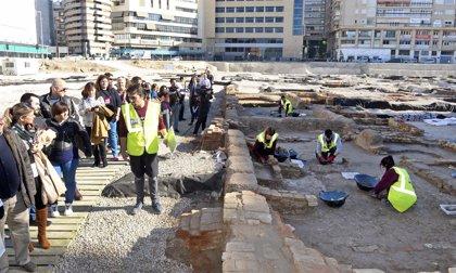 Los arqueólogos exploran nuevas zonas de San Esteban y hallan estancias ocultas en el Recinto 1