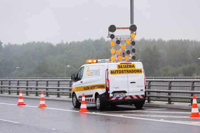 Ferrovial Servicios, mantenimiento de carreteras en Polonia