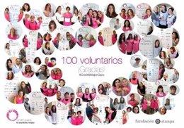 Voluntarios de la Fundación Stanpa