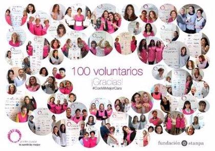 La Fundación Stanpa reúne a 100 voluntarios en su programa 'Ponte guapa, te sentirás mejor'