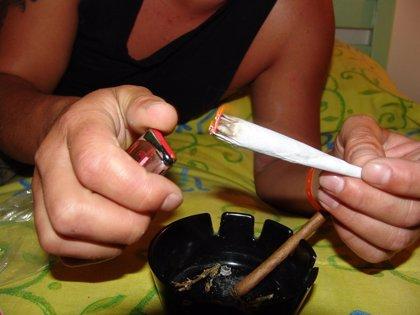 Casi la mitad de los españoles está a favor de legalizar la venta de marihuana, según el CIS