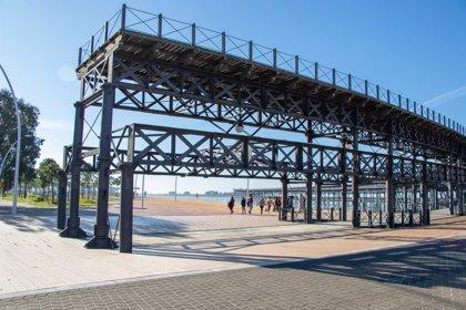 Abierta la conexión del Muelle del Tinto con el Paseo de la Ría tras una inversión de dos millones