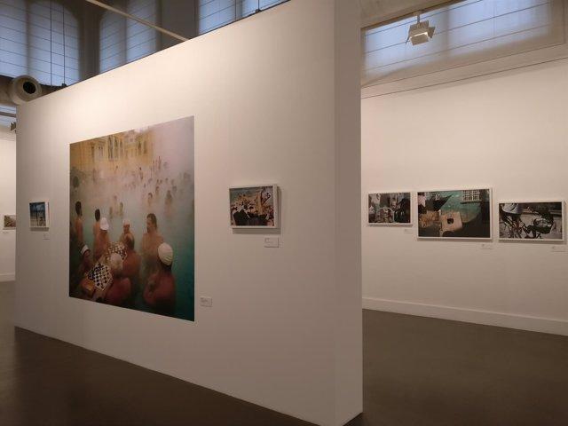 Muestra 'Los Players. Los fotógrafos de Magnum entran al juego' en Amos Salvador