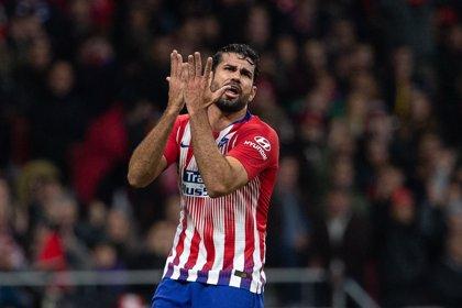 Diego Costa inicia su convalecencia tras pasar por el quirófano