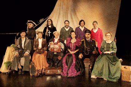 Sala Russafa estrenará 'El limpiaculos del rey', con Cardeña, Alarcón y Cornelles