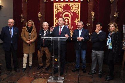 El Palacio de la Merced de Córdoba alberga desde este miércoles un belén monumental dedicado a Medina Azahara