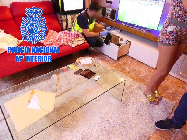 Detenida una banda que prostituía a mujeres las 24 horas en Cambrils (Tarragona)