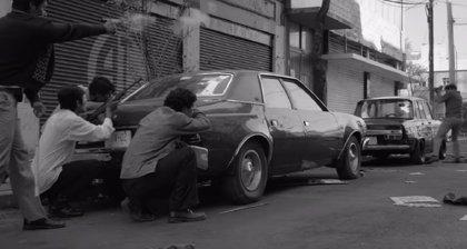 'Roma' llega a tres cines en España y se estrena en Netflix una semana después