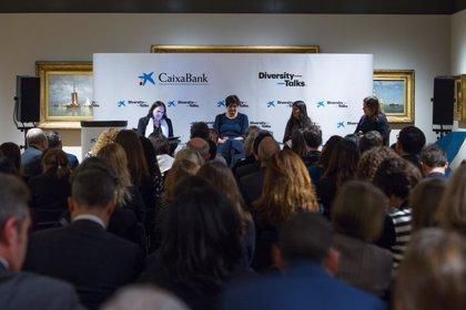 El 'Diversity Talks' de CaixaBank reúne a padrinas inversoras de sectores Stem
