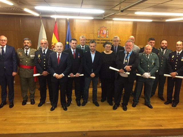 Javier Losada en conmemoración 40 años Constitución