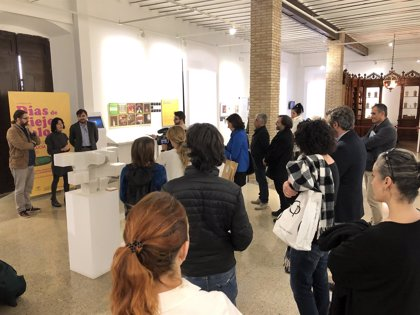La muestra 'Días de viejo color' estrena la nueva sala de exposiciones del Centro Cultural Baños Árabes de Jaén