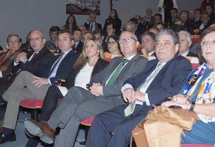 Irene García llama a defender el régimen de libertades y derechos en el 40 aniversario de la Constitución