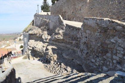 El derrumbe de un muro alterará la celebración del tradicional dance de Velilla de Ebro