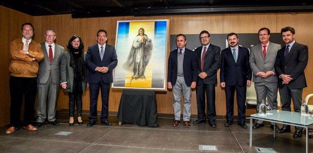 Presentación de la Inmaculada de Ricardo Suárez