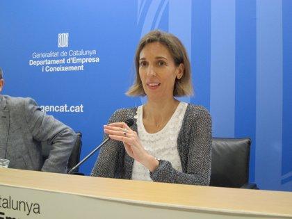 Chacón assegura que estan gestionant més de 390 projectes d'inversió a Catalunya