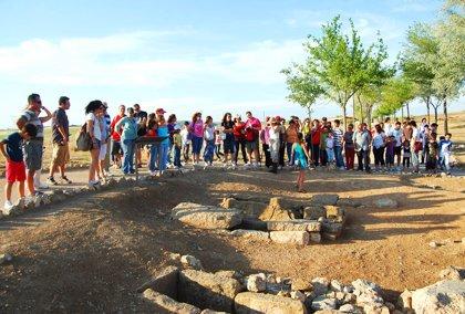Horario ininterrumpido y visitas guiadas gratuitas en el Parque Arqueológico de Segóbriga desde este jueves