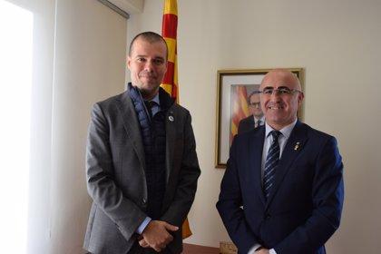 El president del Port de Tarragona es reuneix amb el delegat del Govern català
