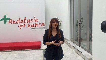 """PSOE-A ve """"bastante ilógico"""" que Toscano plantee dar la Presidencia de la Junta a Cs, """"tercera fuerza política"""""""