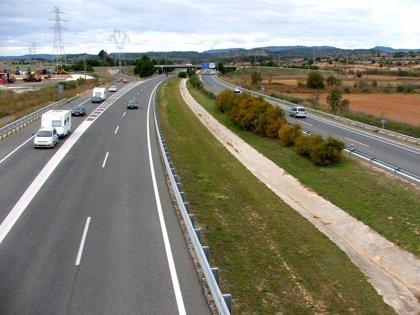 Autopistas activa un dispositivo por el puente de la Constitución con un refuerzo de personal