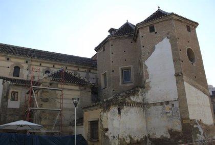 El Ayuntamiento impulsa la licitación de la segunda fase rehabilitación del convento de San Andrés
