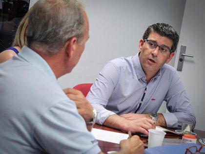 Jorge Rodríguez, candidato del PSPV en Ontinyent tras acabar el plazo de solicitud de primarias sin peticiones