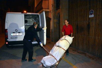 Troben el cos sense vida d'un home amb signes de criminalitat, a Artesa de Segre