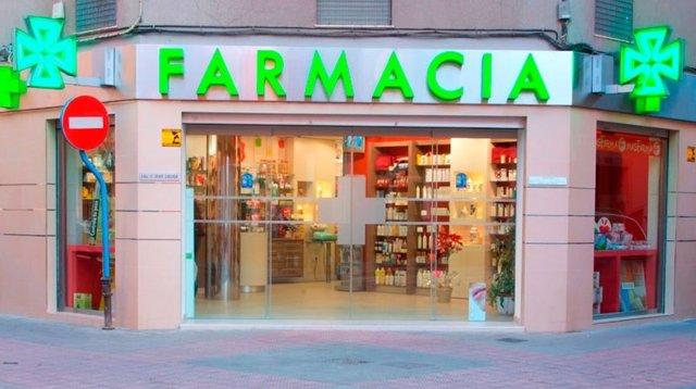 Farmacia de Jaén