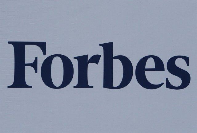 Logo de la revista Forbes