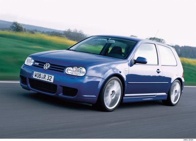 Golf R32 de 2003