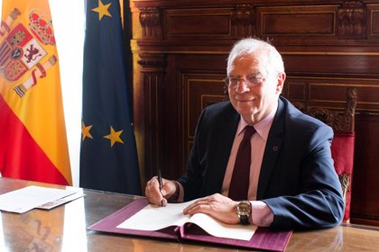 """Borrell replica al PDeCAT que """"no hi ha marge ni voluntat per a camins fora del marc Constitucional"""""""