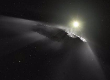 Oumuamua no emite señales artificiales, pero su origen sigue abierto