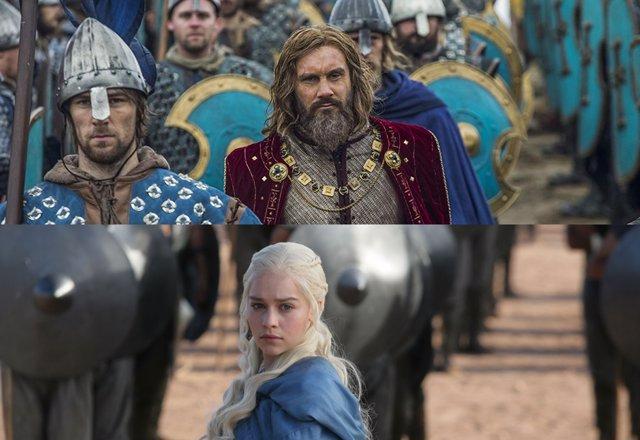 Vikings y  Juego de tronos