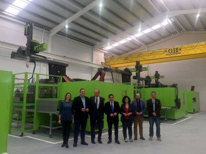 Kit Online creará 60 empleos en Martos con respaldo de Diputación y Junta