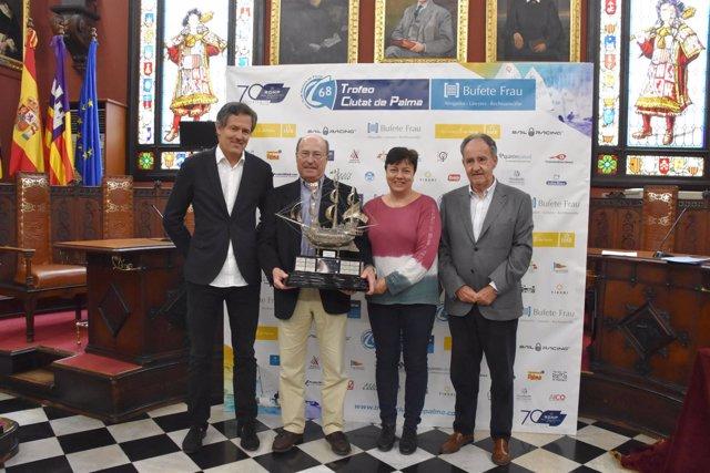 Presentación del premio Ciutat de Palma de Vela