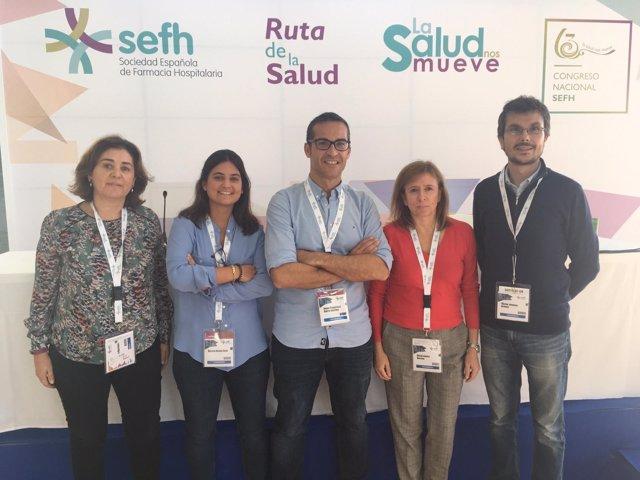 Premio de la Sociedad Farmacéutica a profesionales de Jerez y Puerta del Mar