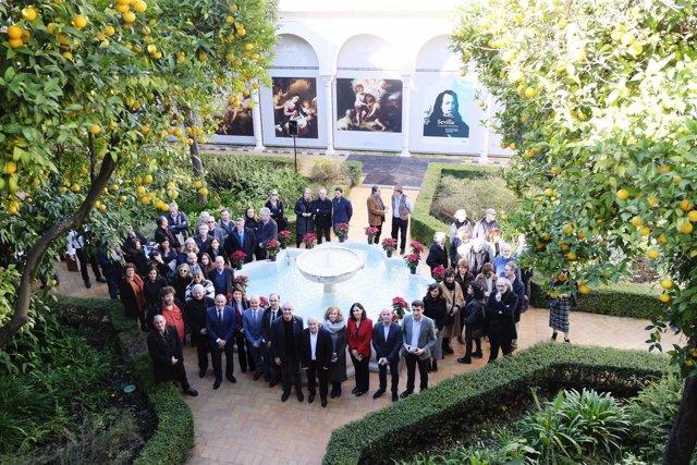 El Ayuntamiento de Sevilla inaugura la exposición 'Aplicación Murillo'