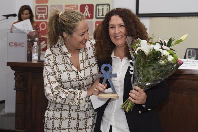 Premios de la Mujer en Investigación