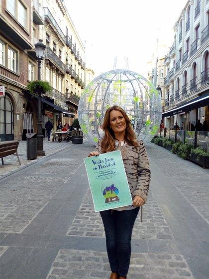 El Ayuntamiento de Jaén impulsa la 'Conquista en familia el castillo' para seguir dinamizando este enclave