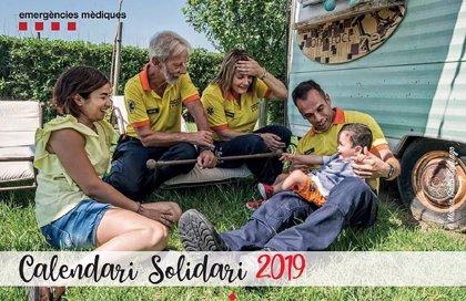 Dotze retrobaments entre diversos pacients i professionals protagonitzen el calendari solidari del SEM