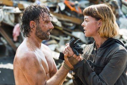 Así será la película de The Walking Dead con Rick, Jadis... y el helicóptero
