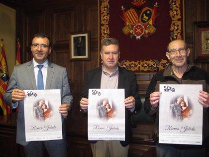 El grupo Siglo XIII Teatro presentará 'Romeo y Julieta' en Teruel el próximo 15 de diciembre