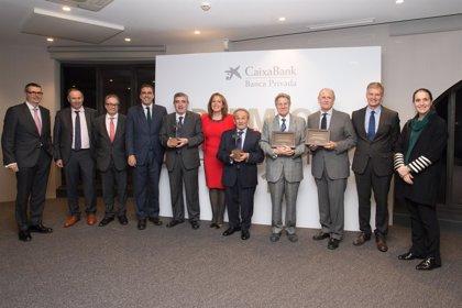 CaixaBank pone en valor los proyectos de sus clientes de banca privada con los Premios Filantropía