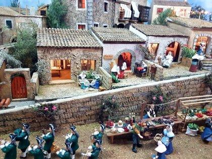El Centro de Cultura la Misericordia acoge hasta el 6 de enero el tradicional Belén Mallorquín