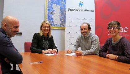La SGAE y la Fundación Atenea colaboran en actividades culturales con personas en situación o riesgo de exclusión