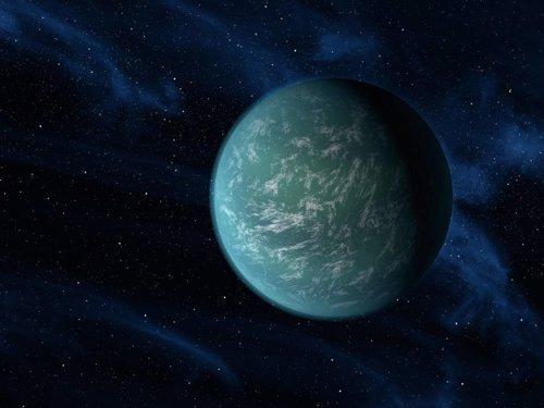 Planeta en formación
