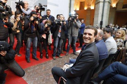 Casado inicia en Aragón y Murcia su tour por las autonomías para anunciar candidatos a las elecciones de 2019