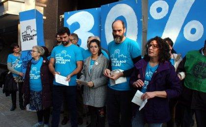 Els solars adquirits des del juny del 2016 tindran dos anys de carència en l'aplicació del 30% d'habitatge social a Barcelona