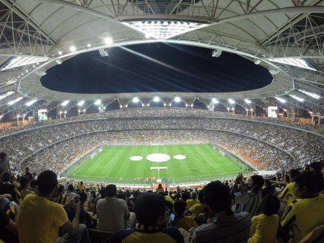 Estadio Rey Abdulá de Yeda