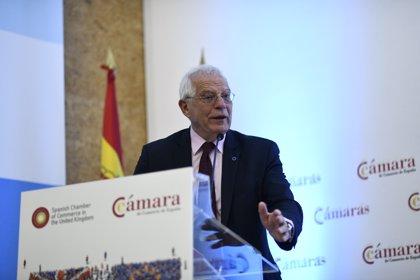 """Borrell crida a honrar la Constitució i a acabar amb la idea d'anomenar """"traïdors"""" els catalans no independentistes"""